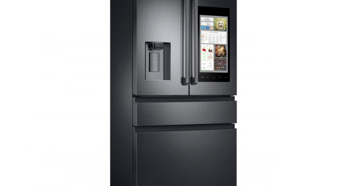 Samsung công bố dòng tủ lạnh Family Hub 2.0 và đồ điện gia dụng Smart Built-In