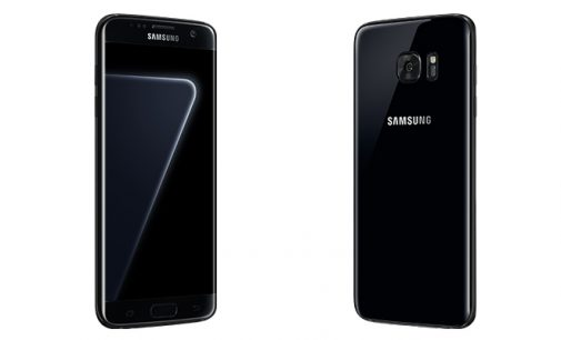 Samsung Vina mở bán Galaxy S7 edge đen ngọc trai có bộ nhớ lưu trữ 128GB