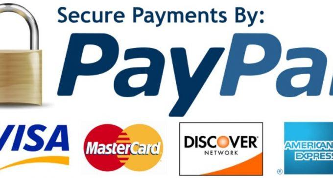 Mua hàng online trả qua Paypal