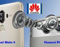 139 triệu chiếc smartphone Huawei đã được bán ra trong năm 2016