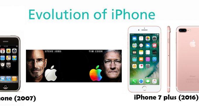 10 năm với hơn 1 tỷ chiếc iPhone được bán ra