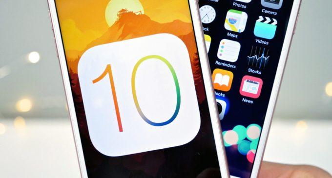 Cách sử dụng iOS 10.2