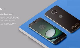 "Motorola Moto Z Play cho dân ""độ"" máy"