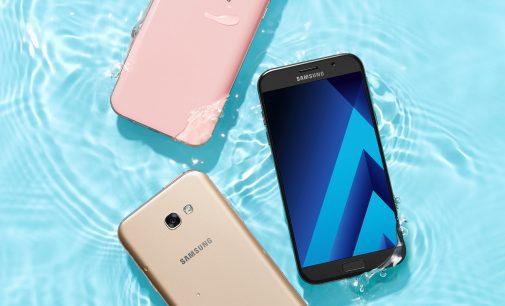 Người tiêu dùng Việt Nam có thể đặt mua trước Samsung Galaxy A 2017 với nhiều ưu đãi