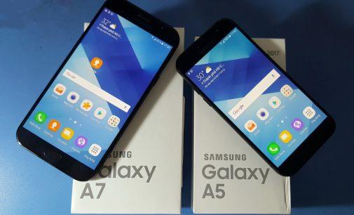 Samsung Galaxy A Series 2017: smartphone tầm trung thôi mà, có cần phải lung linh như vậy không….