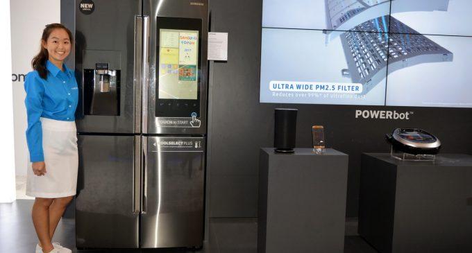 Samsung ra mắt tủ lạnh thông minh và kết nối Family Hub 2.0 tại Đông Nam Á