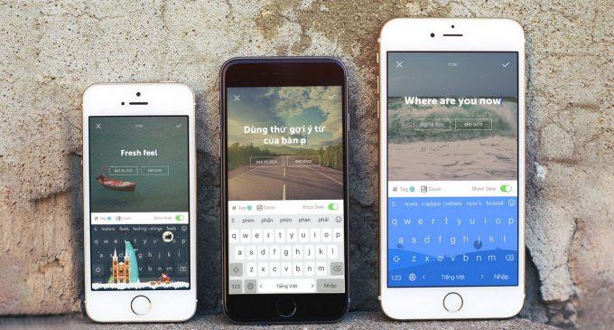 Bộ gõ tiếng Việt Laban Key được nhiều người tải trên App Store