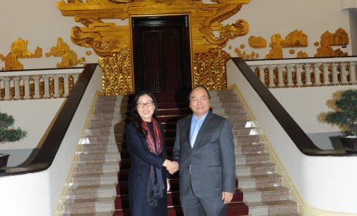 Huawei dành 2 triệu USD cho các hoạt động xã hội tại Việt Nam