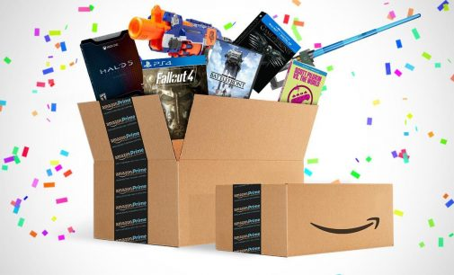 Kinh nghiệm mua sắm từ Amazon Prime