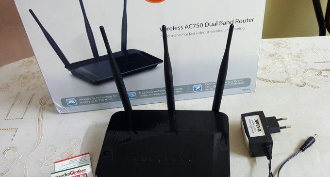 Cài đặt và sử dụng wireless router D-Link DIR-809