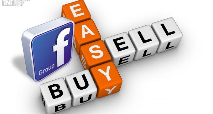 Bán hàng rong trên mạng Facebook