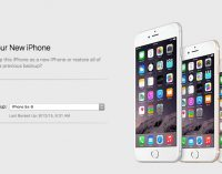 Cách đơn giản backup và restore dữ liệu iPhone, iPad