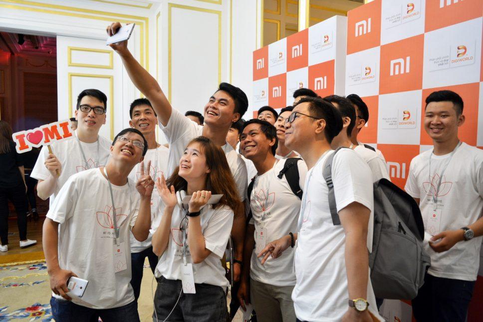 Xiaomi chính thức vào thị trường Việt Nam