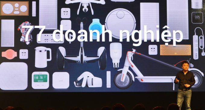 Xiaomi – tay chơi mới trên thị trường công nghệ điện tử và di động Việt