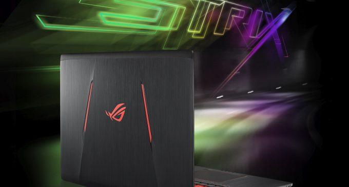 Asus ROG Strix GL553 và GL753 – cỗ máy chơi game di động chuyên nghiệp