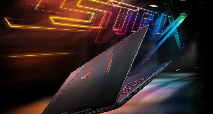 Laptop Asus ROG Strix GL702 màn hình IPS tần số quét 120Hz đầu tiên tại Việt Nam