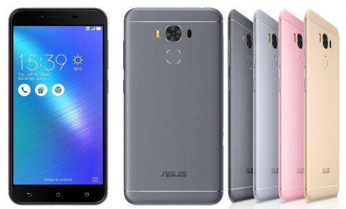 Asus ZenFone 3 Max 5.5 inch màu mới giá mới 4.990.000 đồng