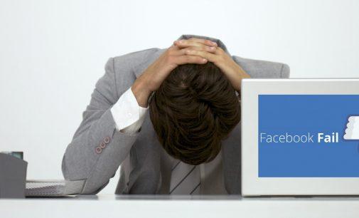 Kinh doanh thất bại trên Facebook