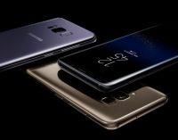 Samsung ra mắt bộ đôi smartphone Galaxy S8 và S8+