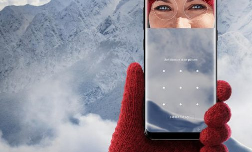 VIDEO: Samsung Galaxy S8 và bảo mật bằng mống mắt Iris Scanning