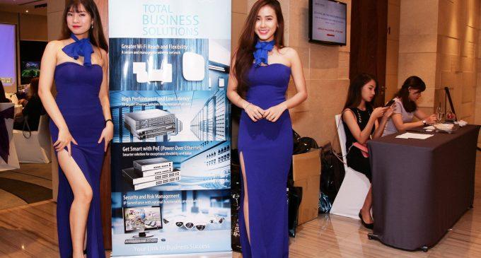 Công ty Quang Dũng trở thành nhà phân phối nhóm sản phẩm doanh nghiệp của D-Link tại Việt Nam