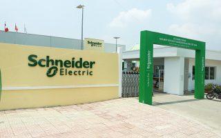 Lế khánh thành nhà máy Schneider Electric Vietnam SEMV