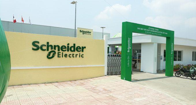 Schneider Electric khánh thành nhà máy mới tại Khu Công nghệ cao Saigon