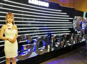Sự kiện ra mắt bộ đôi smartphone Samsung Galaxy S8 và S8+ tại Việt Nam