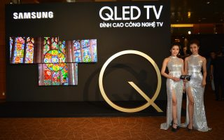 Sự kiện ra mắt TV QLED tại Việt Nam