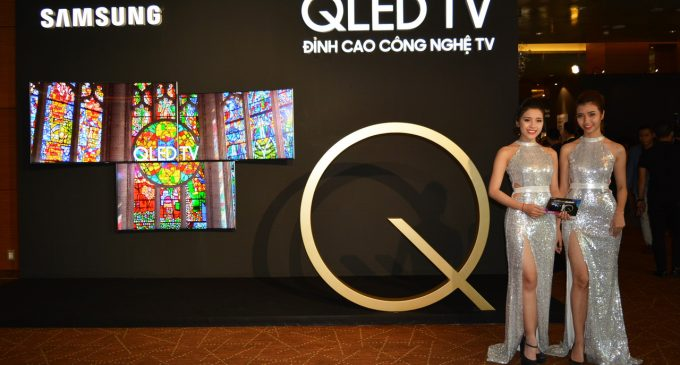 Người dùng Việt Nam có cơ hội trải nghiệm TV Samsung QLED trong khách sạn 5 sao
