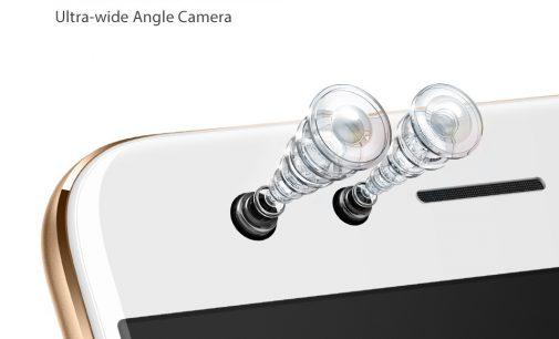 Oppo F3 mới tiếp tục selfie cùng camera kép góc rộng