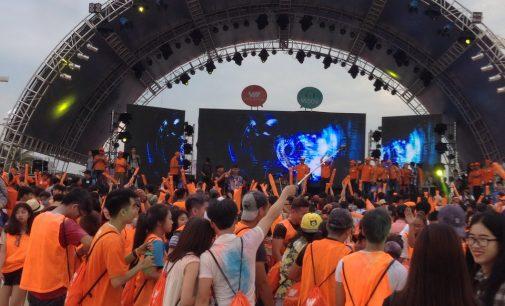 Vietnamobile tổ chức sự kiện vui chơi giải trí cho giới trẻ đánh dấu mạng 3G tốc độ cao phủ sóng toàn Đà Nẵng