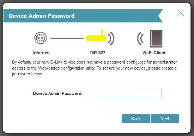 CÀI ĐẶT... D'link Router Password Setup