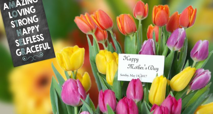 Happy Mother's Day – Con mừng Mẹ