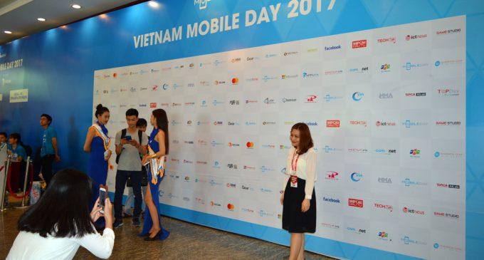 Hội thảo và triển lãm ứng dụng di động Vietnam Mobile Day 2017