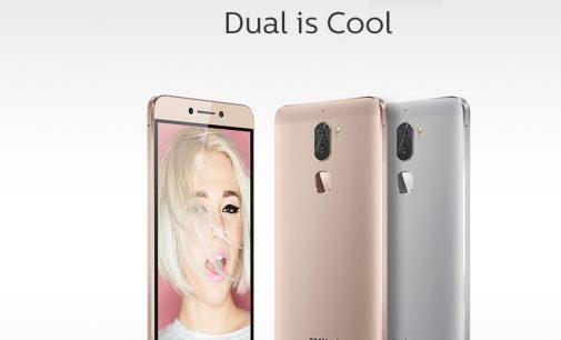 Coolpad Cool Dual có mặt tại Việt Nam với camera kép 13MP và pin 4.060mAh