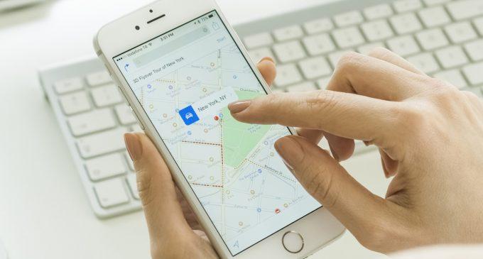 Xem dẫn đường trên iPhone bằng widget của Google Maps