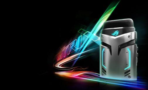 Asus công bố microphone chuyên game Strix Magnus