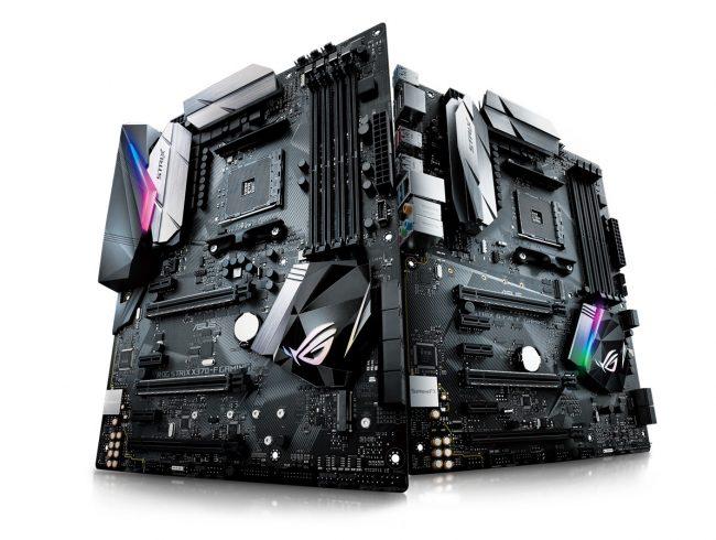 Asus ROG ra mắt bo mạch chủ Strix X370 F và Strix B350 F
