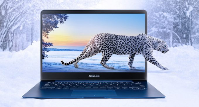 Laptop Asus ZenBook UX430 màn hình 14 inch trong thân máy 13 inch