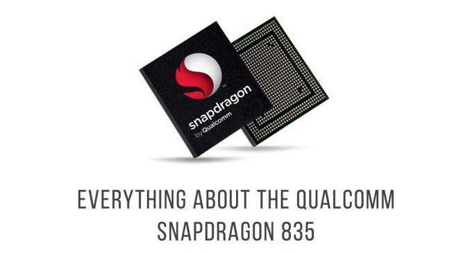 Khám phá nền tảng di động Qualcomm Snapdragon 835