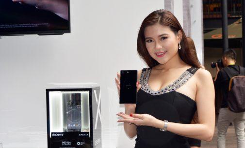 Sony Việt Nam ra mắt smartphone cao cấp Xperia XZ Premium