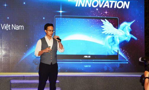 Ông Eric Lee trở thành Giám đốc phát triển kinh doanh mới của ASUS Việt Nam