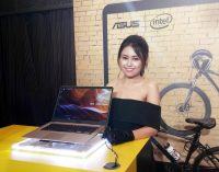 ASUS NO LIMITATION with INNOVATION giới thiệu những chiếc laptop mới.