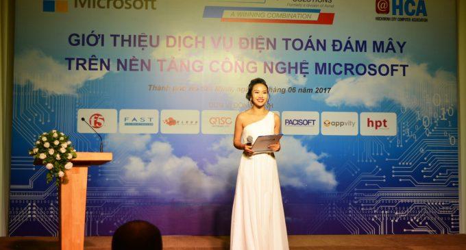 Giới thiệu dịch vụ điện toán đám mây trên nền tảng công nghệ Microsoft