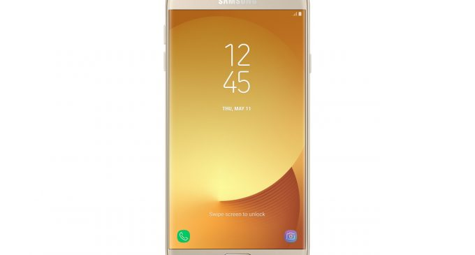 Samsung ra mắt Galaxy J7 Pro với camera khẩu độ lớn f/1.7 như ở S8