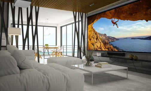 Máy chiếu Optoma UHD 4K HDR dành cho giải trí tại gia