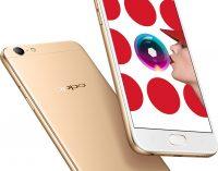 Smartphone OPPO F3 Lite (A57) nhỏ gọn có camera selfie 16MP