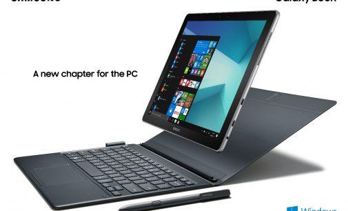Máy tính bảng Samsung Galaxy Book và Galaxy Tab S3 có mặt tại Việt Nam
