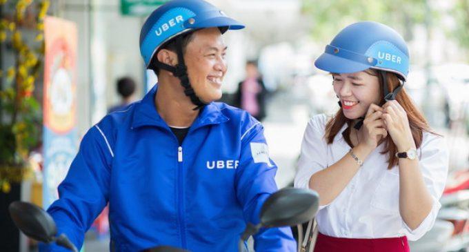Uber chạm mốc 5 tỷ chuyến đi trên toàn cầu